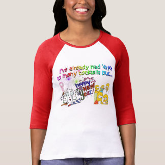 Breast Cancer Happy New Year! T-Shirt