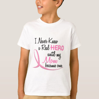 BREAST CANCER Hero MOM T-Shirt