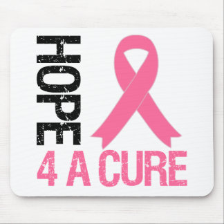 Breast Cancer Hope 4 A Cure Mouse Pad