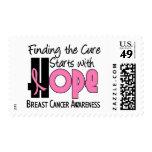 Breast Cancer HOPE 4 Postage Stamp