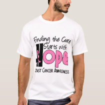 Breast Cancer HOPE 4 T-Shirt