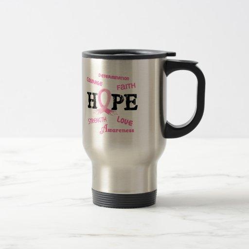 Breast Cancer HOPE 7.1 Coffee Mug