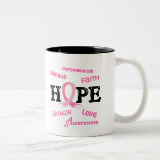 Breast Cancer HOPE 7.1 Mug