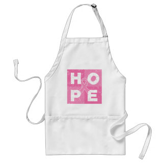 Breast Cancer Hope Cube Aprons