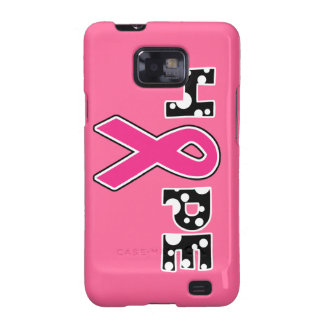 """Breast Cancer """"Hope"""" Galaxy S Case Galaxy S2 Cases"""
