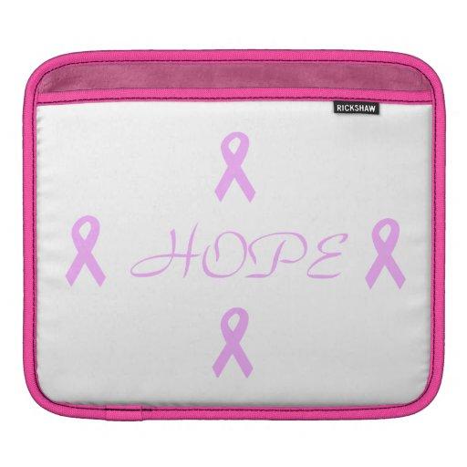 Breast Cancer Hope iPad Sleeve