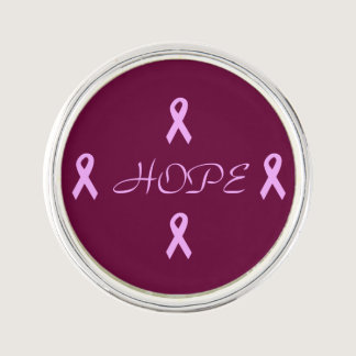 Breast Cancer Hope Pin