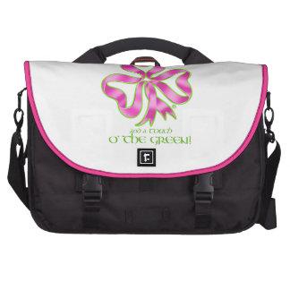 Breast Cancer Hope Ribbon Bag For Laptop