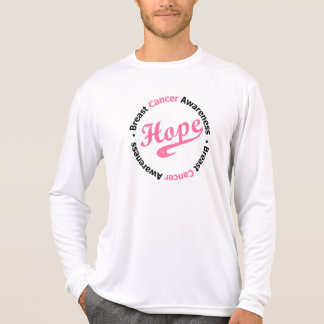 Breast Cancer Hope Sporty Shirt