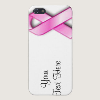 Breast Cancer i Cover For iPhone SE/5/5s
