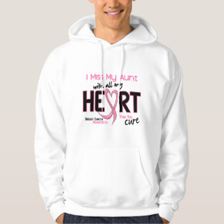 Breast Cancer I Miss My Aunt Hoodie