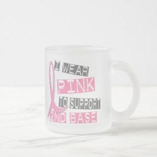 Breast Cancer I Wear Pink For 2nd Base 37 Mugs
