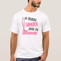 Breast Cancer I Wear Pink For My Daughter-In-Law T-Shirt