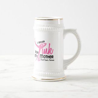 BREAST CANCER I Wear Pink For My Mother 41 Coffee Mugs