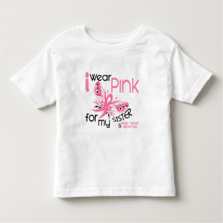 Breast Cancer I WEAR PINK FOR MY SISTER 45 T Shirts