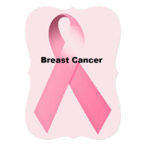 Breast Cancer Invitation