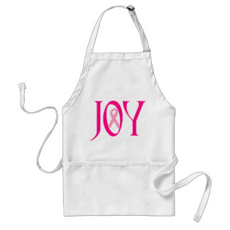 Breast Cancer Joy Apron