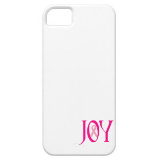 Breast Cancer Joy iPhone 5 Cover