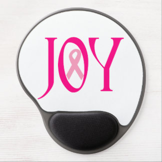 Breast Cancer Joy Gel Mouse Pad