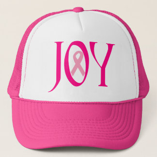 Breast Cancer Joy Hat