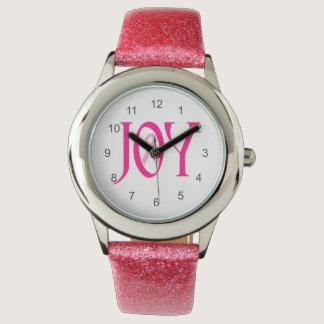 Breast Cancer Joy Wrist Watches