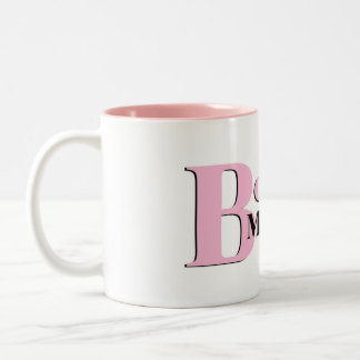 Breast Cancer Mug... Two-Tone Coffee Mug