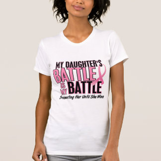 Breast Cancer My BATTLE TOO 1 Daughter Dresses