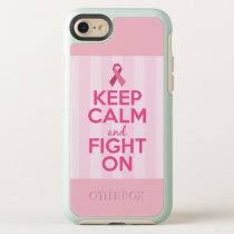 Breast Cancer OtterBox Symmetry iPhone 8/7 Case