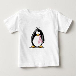 Breast Cancer Penguin T Shirt