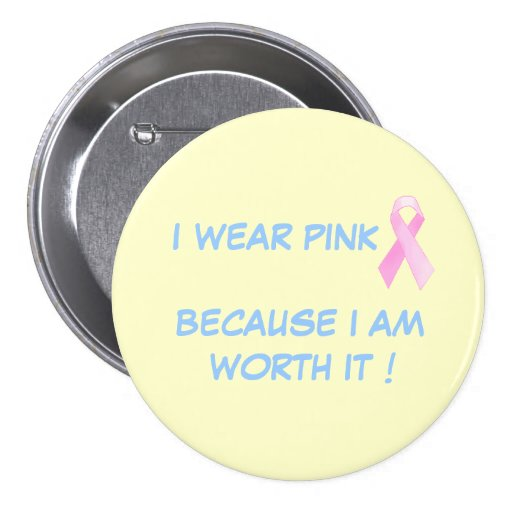 breast cancer pin