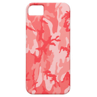 Breast Cancer Pink Camo iPhone SE/5/5s Case