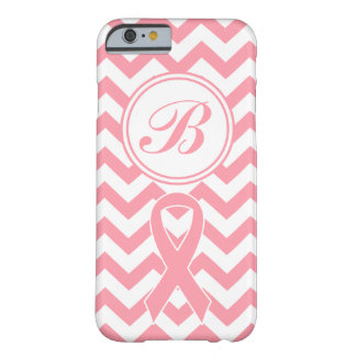 Breast Cancer Pink Chevron personalize Phone Case