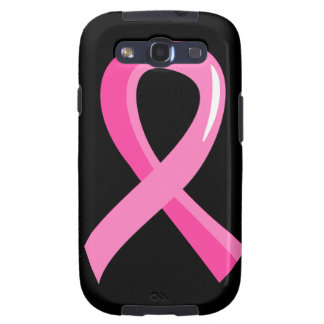 Breast Cancer Pink Ribbon 3 Galaxy S3 Covers