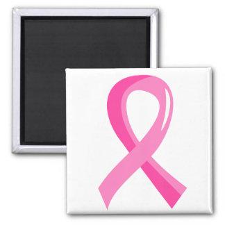 Breast Cancer Pink Ribbon 3 Fridge Magnet
