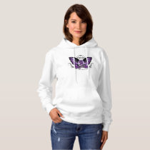 Breast Cancer Pink Ribbon Awareness Sister Mom Hoodie