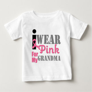 BREAST CANCER PINK RIBBON Grandma Infant T-shirt