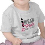 BREAST CANCER PINK RIBBON Grandma Shirt