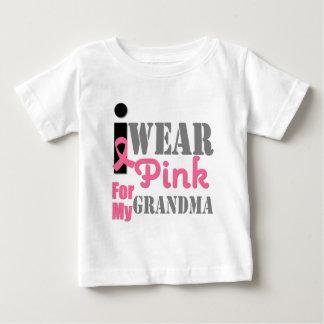 BREAST CANCER PINK RIBBON Grandma Tees