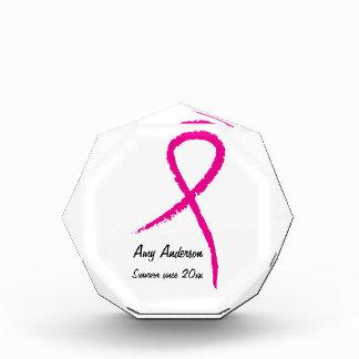 Breast Cancer Pink Ribbon Survivor Award