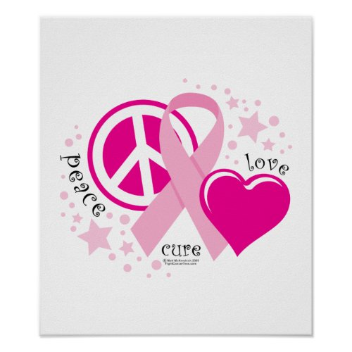 Breast Cancer PLC zazzle_print