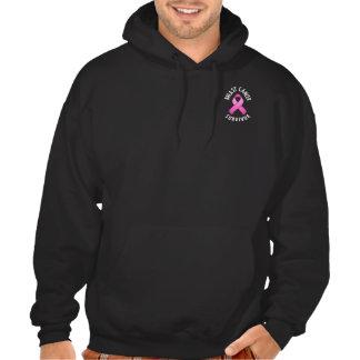 Breast Cancer Pocket Survivor Dark Shirt