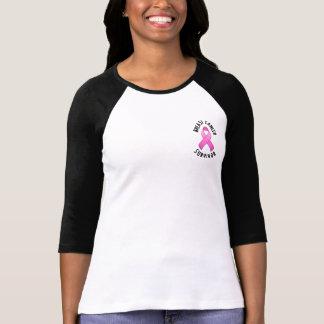 Breast Cancer Pocket Survivor Light Shirt