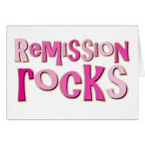 Breast Cancer Remission Rocks