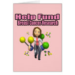 Breast Cancer Research Card