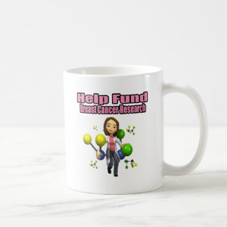 Breast Cancer Research Coffee Mugs