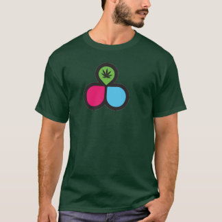 Breast Cancer Research Fund - T-Shirt-Green T-Shirt