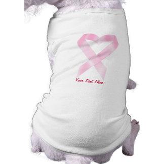 Breast Cancer Ribbon (customizable) T-Shirt