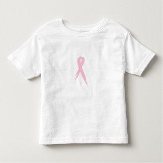 Breast Cancer Ribbon: Flourish Toddler T-Shirt