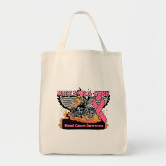 Breast Cancer Ride For a Cure Bags