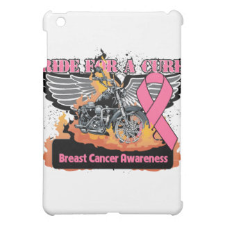 Breast Cancer Ride For a Cure iPad Mini Covers